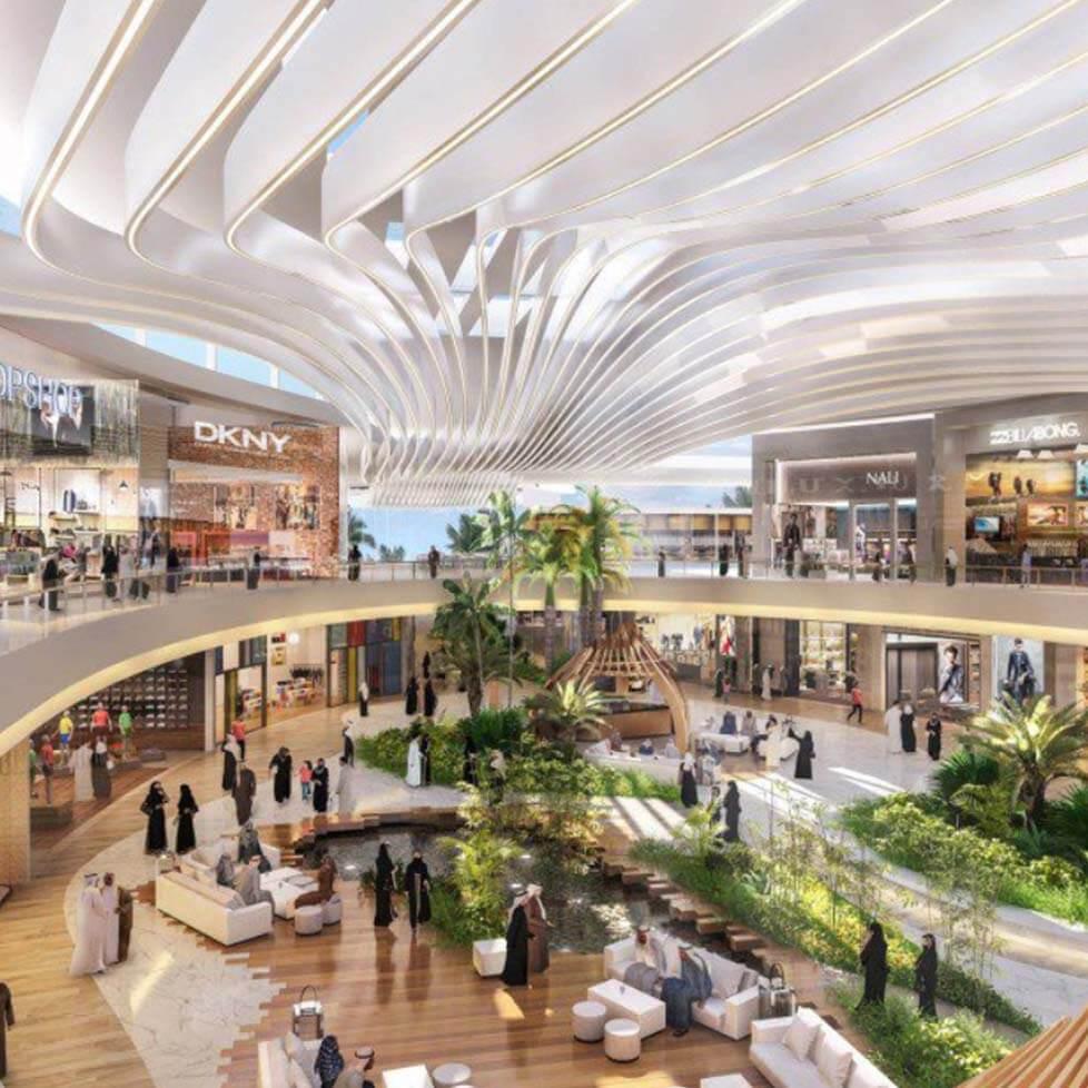 5 Best Shopping Malls in Riyadh