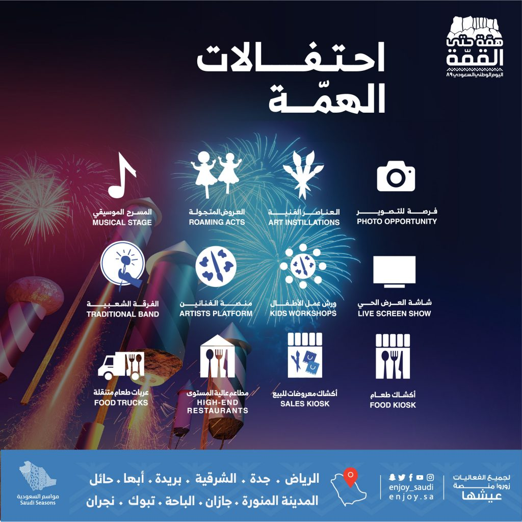 Events & Festivals in Riyadh