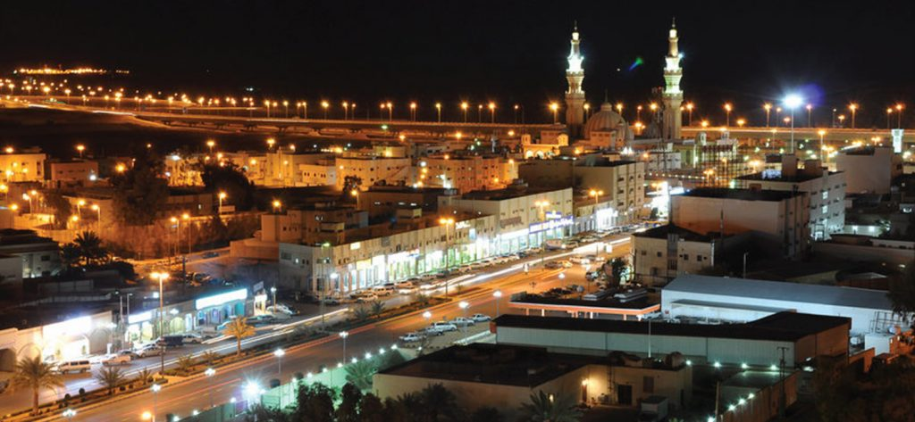 Arar - Icy-Cold Cities Saudi Arabia