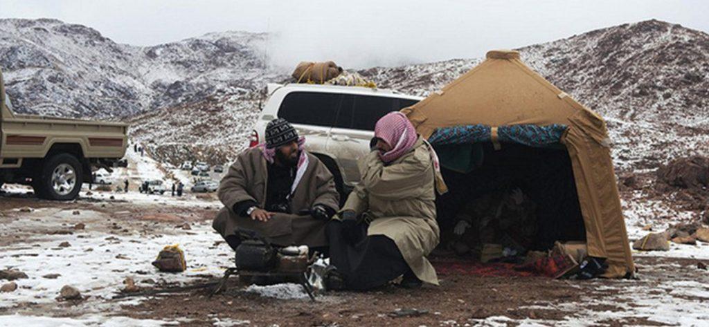 Rafha - Icy-Cold Cities Saudi Arabia