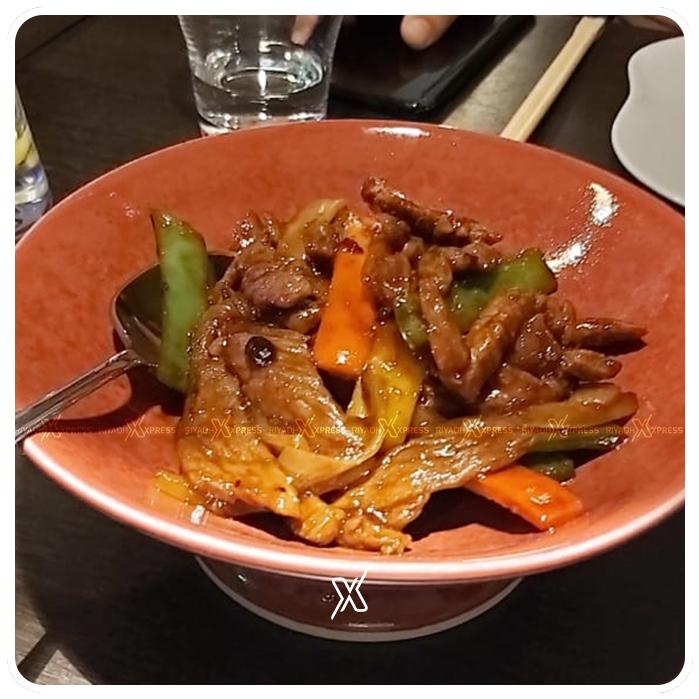 Yauatcha Restaurant