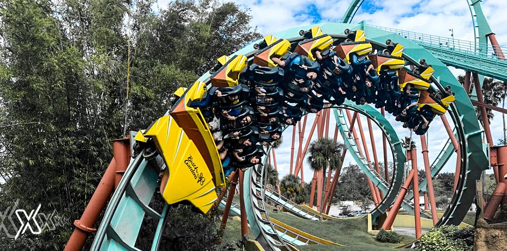 Qiddiya Roller Coaster