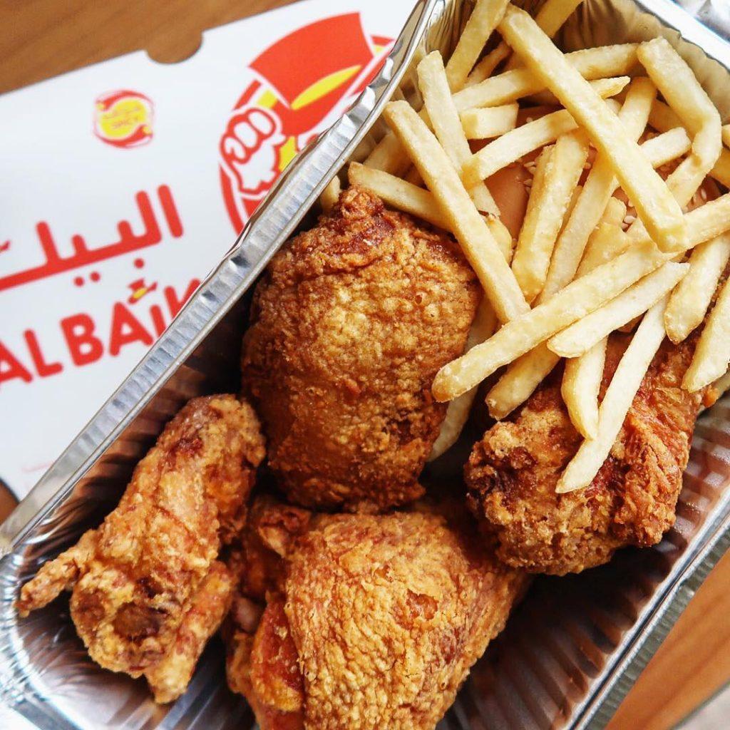 Al Baik - Riyadh Xpress