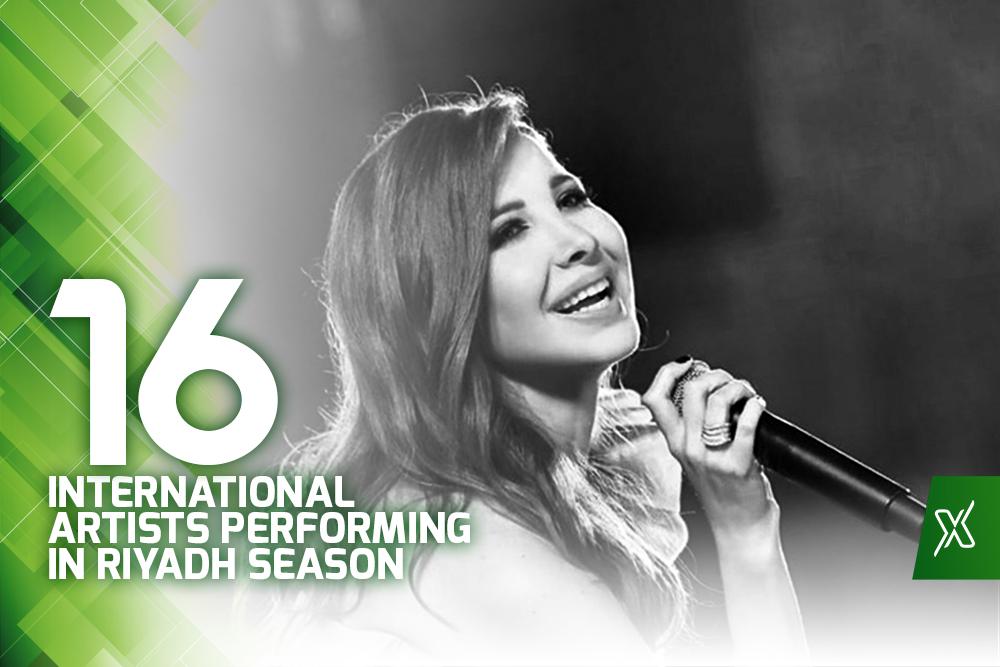 International Artists - Riyadh Season