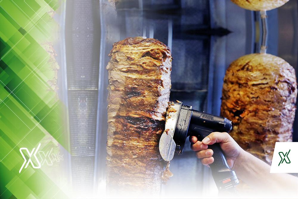 Shawarma in Riyadh