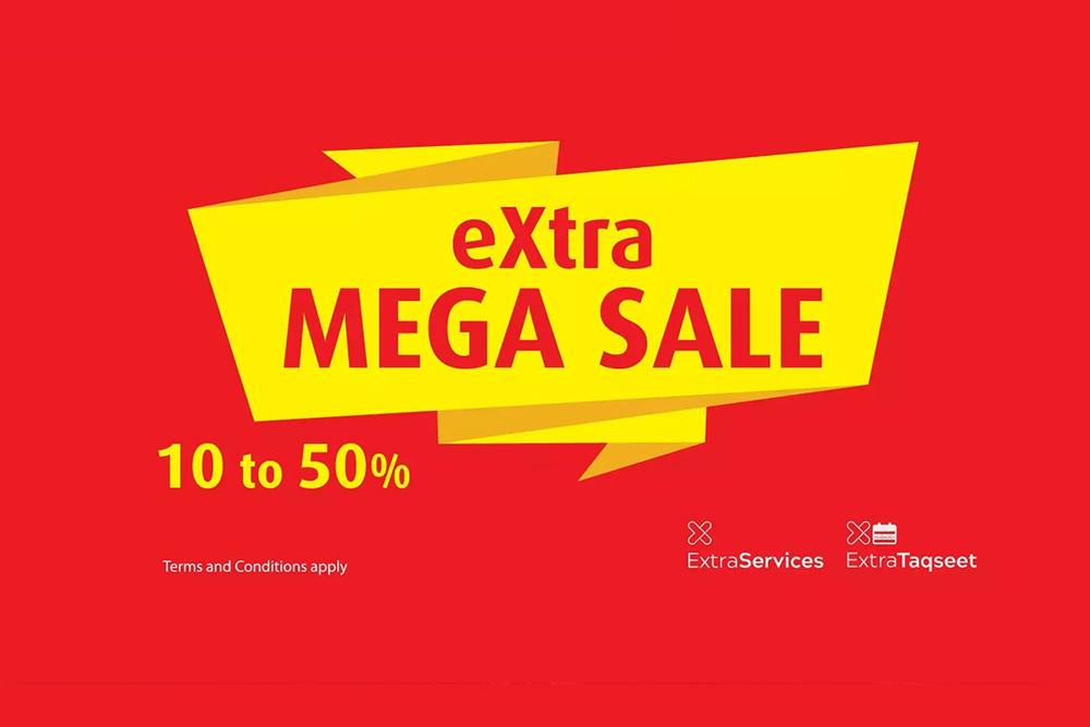 eXtra Mega Sale 2019