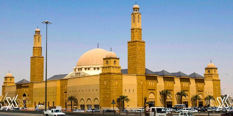 Grand Mosques in Riyadh