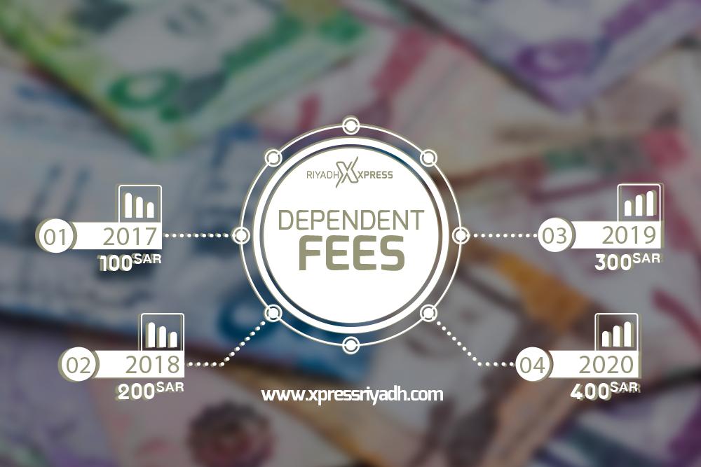 Dependent Fees Saudi Arabia