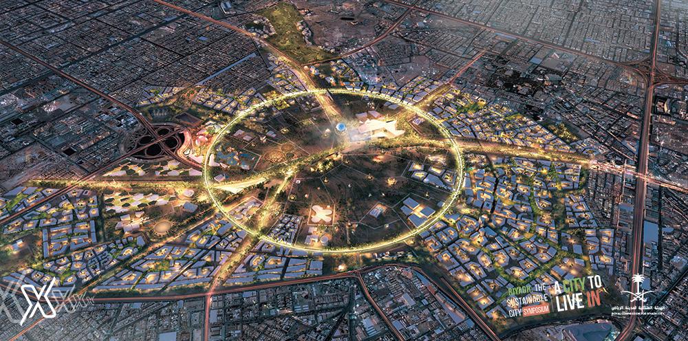 King Salman Park Riyadh
