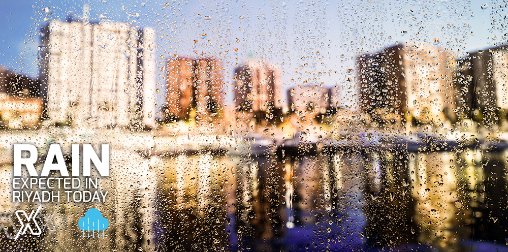 Rain in Riyadh