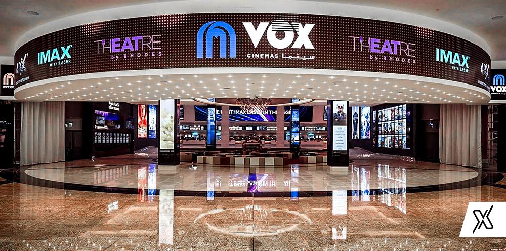 Multiplex Vox Cinema Riyadh