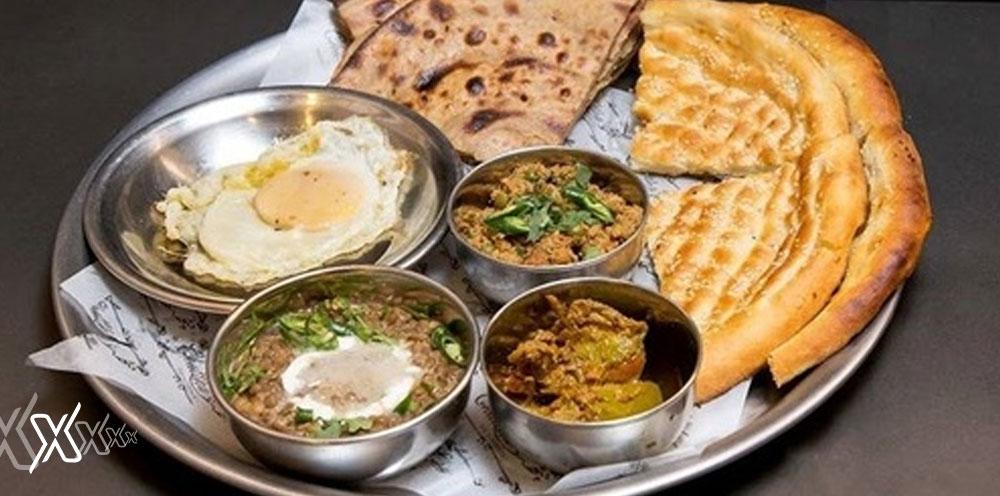 Pakistani Breakfast