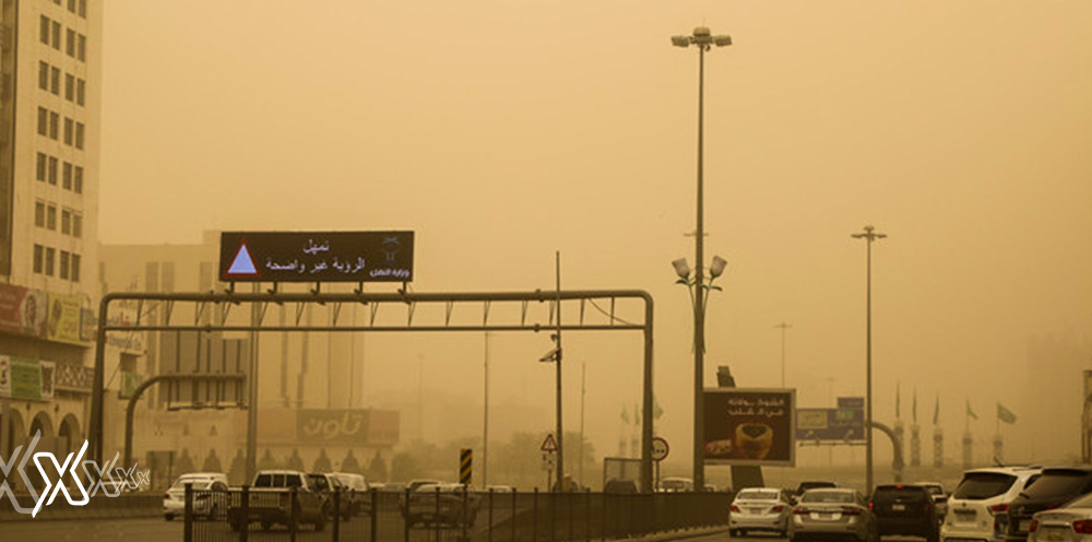Riyadh's Sandstorm