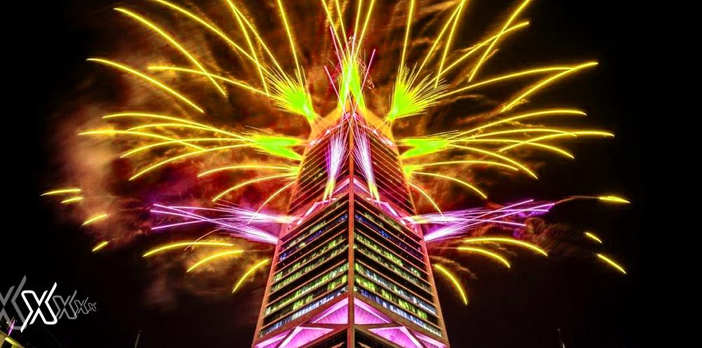 Riyadh Season Fireworks Show