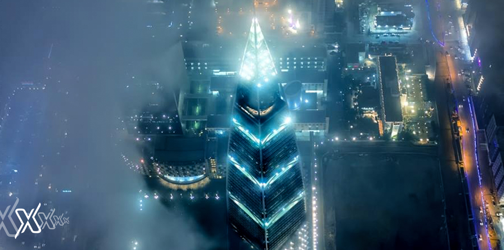 Coldest Night of Winters in Riyadh