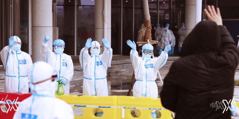 China Coronavirus team discharging 36,117 patients