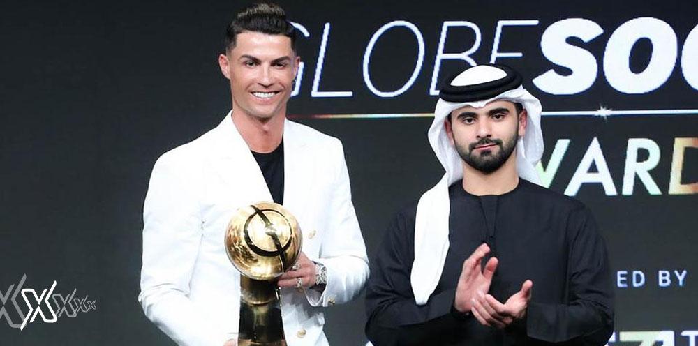 Christiano Ronaldo UAE