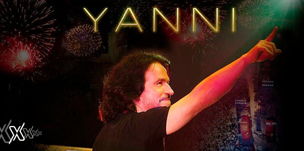 Yanni Concert