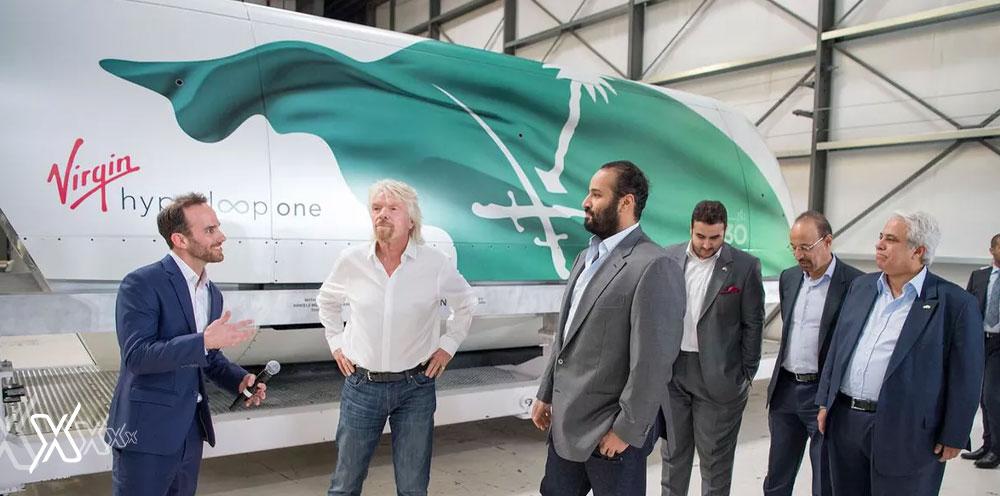 hyperloop saudi arabia