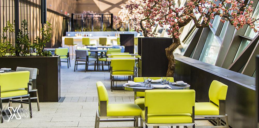 Yauatcha Restaurant Riyadh