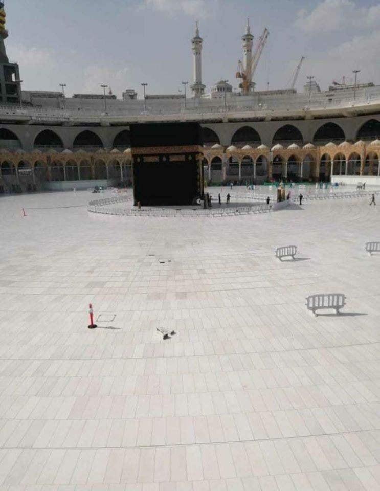 Makkah Empty 2
