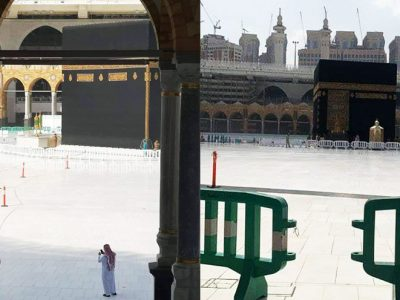 Grand Mosque Makkah and Madinah closed one hour after Isha Prayer