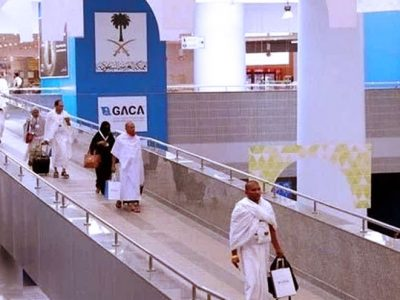Individuals left Saudi Arabia