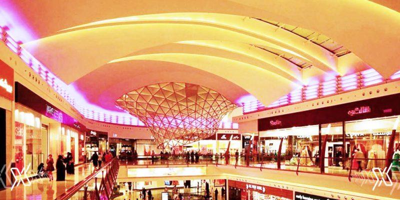 Saudi Arabia Closed all Malls besides food stores and pharmacies