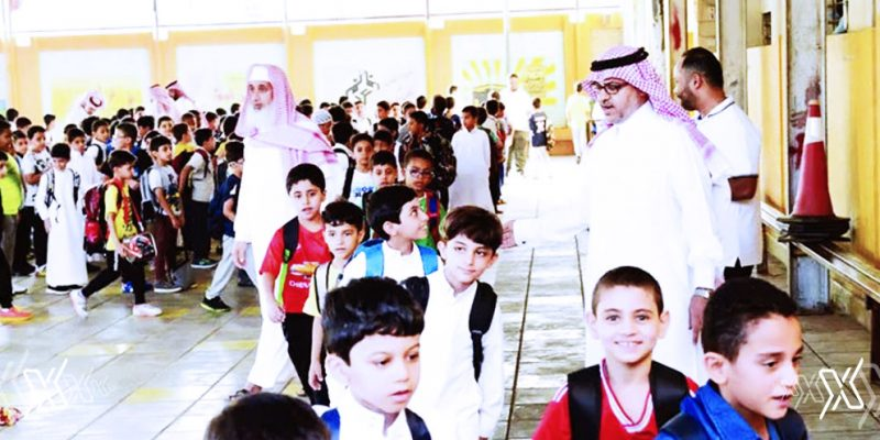 Saudi Arabia closed all schools