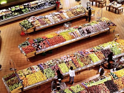 Supermarkets launched Grocery Collection services in Riyadh