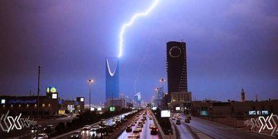 Thunderstorm Riyadh