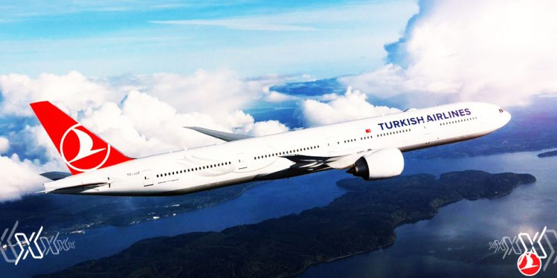 Turkish Airline flew back to Instanbul because of Coronavirus fear