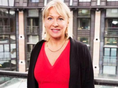 UK Health Minister Nadine Dorries positive with Coronavirus