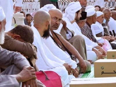 Itikaf suspended in Makkah and Madinah for Ramadan