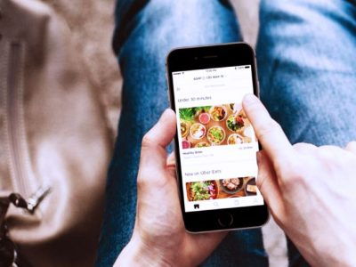 List of delivery companies and food delivery apps in Saudi Arabia