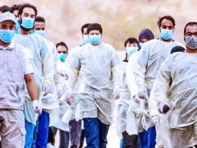 Reason for Increase in number of cases explained by the Saudi Health Minister
