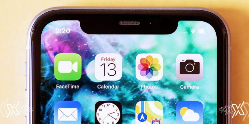 New iOS text bug