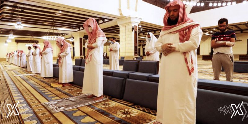643 violations reported in the first two days of opening mosques