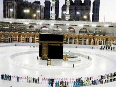 Makkah Crowd Control plan to partially resume Umrah
