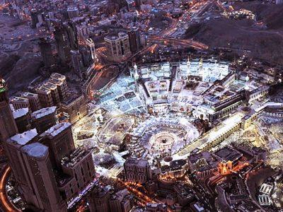Masjid Al Haram crowd control plan for Tawaf and Umrah