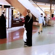 Penalties on shoppers and workers for violations in Saudi Arabia