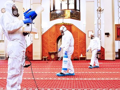 mosuqes to reopen in Makkah