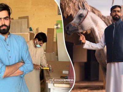 A Pakistani Carpenter