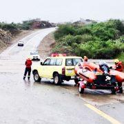 700 people saved and evacuated 11 families in 5 regions of Saudi Arabia