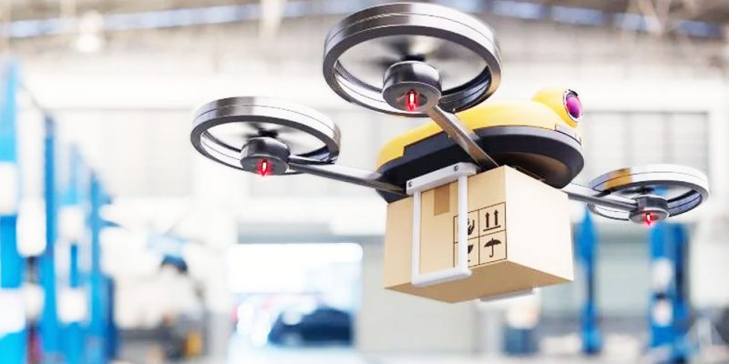 Saudi Post plans to utilize drones for parcel delivery