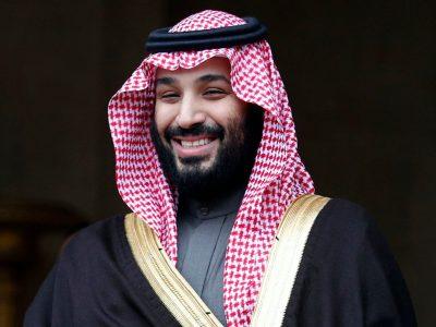 Crown-Prince Mohamad Bin Salman