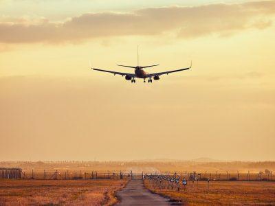 Vaccine Transport Plane