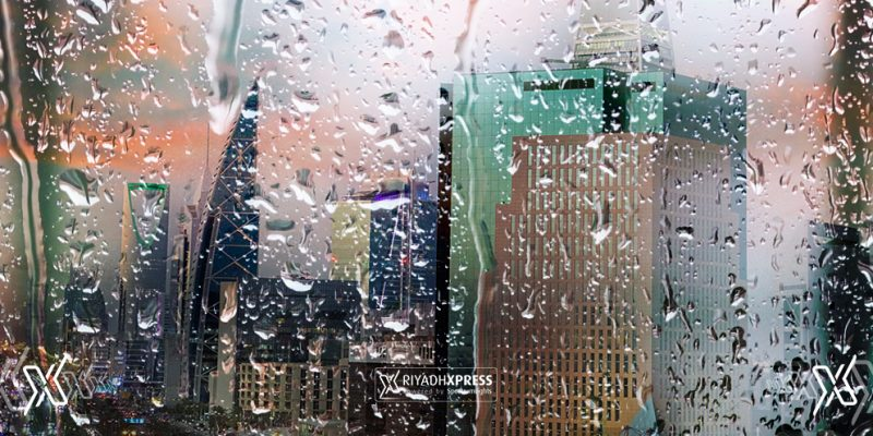 More rain Riyadh