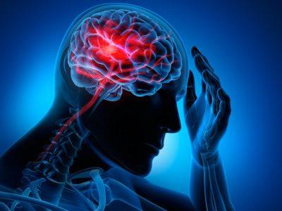 Coronavirus on the brain