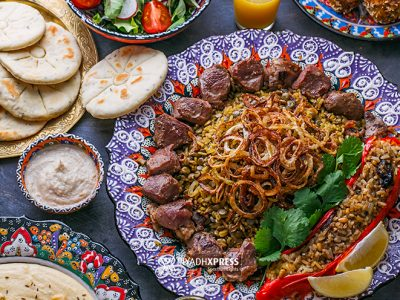 Arabic Restaurants Riyadh